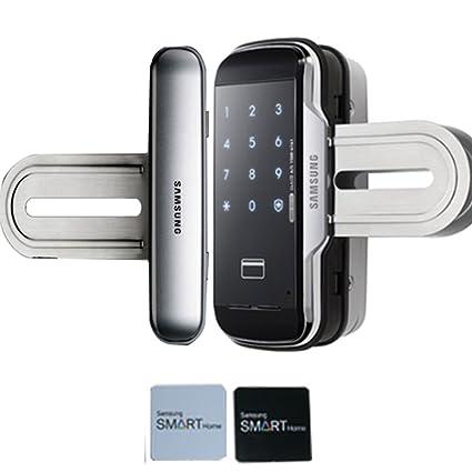 Delantero para puerta doble + 2 piezas Celloexpress pegajoso marcadores + SAMSUNG SHS-G510 touchpad
