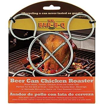 Amazon Com Buffalo Tools Bbqdc Double Beer Can Chicken