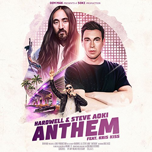 Anthem (feat. Kris Kiss)