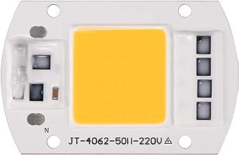 Hi-Power LED 20W Warm White 2800-3200K COB 230V AC