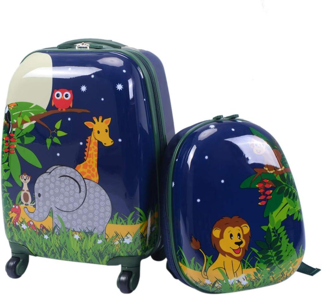 HONEY JOY 2 Pc Kids Luggage