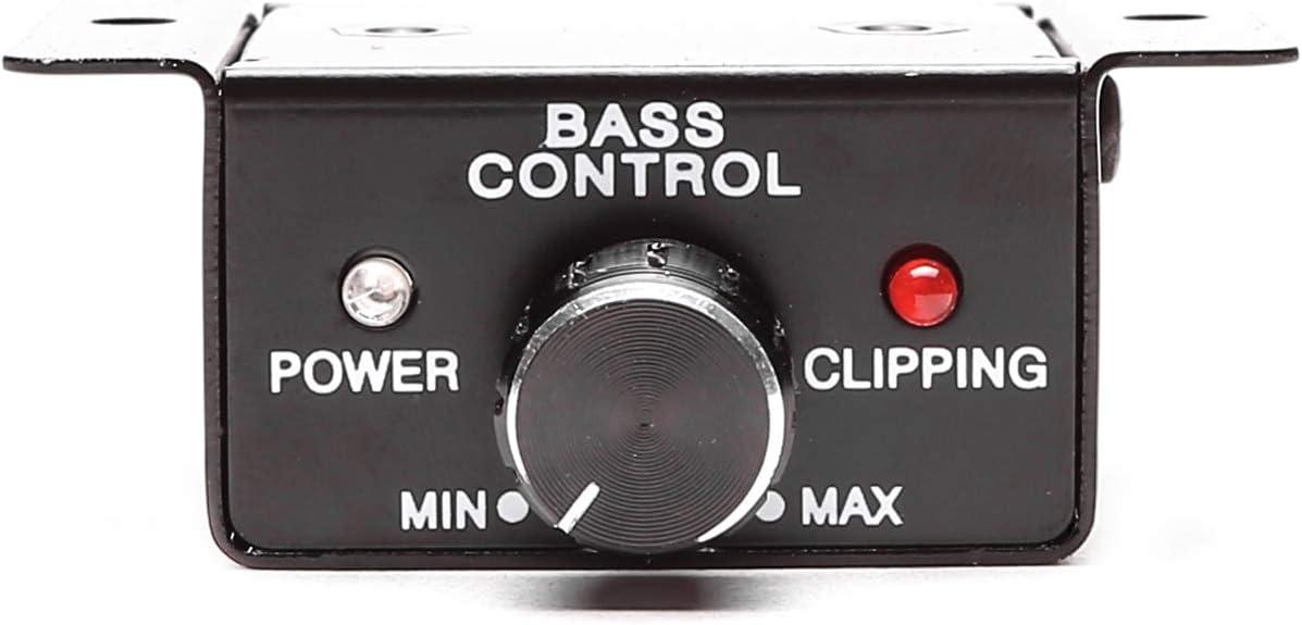 Skar Audio SKv2 Amplifier Series Replacement Bass Knob Control Package