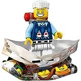LEGO 71019 Minifigures Serie Ninjago Movie - Zane Mini Action Figure