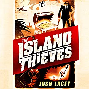 The Island of Thieves Audiobook