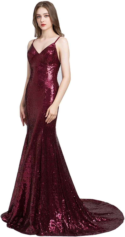 B07N7XXTX2 AWBJN DNWVA Women\'s Long Prom Dress Mermaid Off Shoulder Open Back Evening Gowns 61OVYJ9--fL