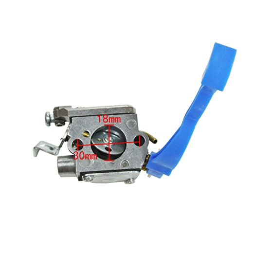 JRL Carburetor Fit para Zama C1Q-W37 Husqvarna 125B 125BX ...