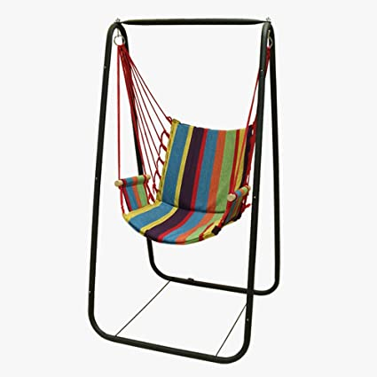 Amazon Com Sondre Camping Lightweight Hammock Chair Home Balcony