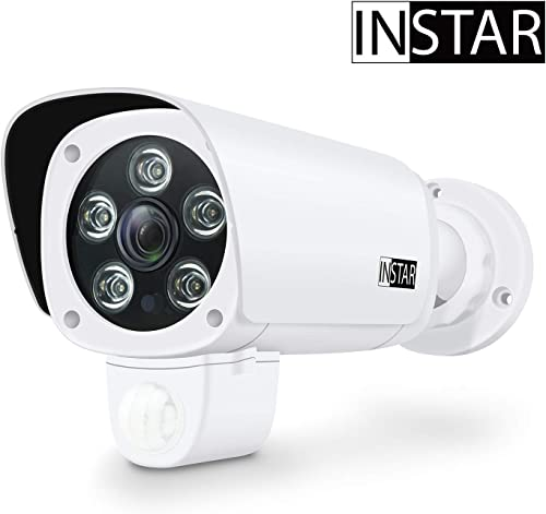 INSTAR IN-9008 Full HD White