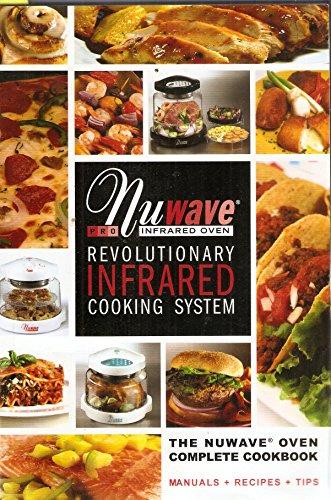 infrared oven cookbook - 4