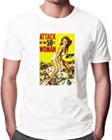 Attack of the 50ft Woman Men's Fashion Quality Heavyweight T-Shirt.
