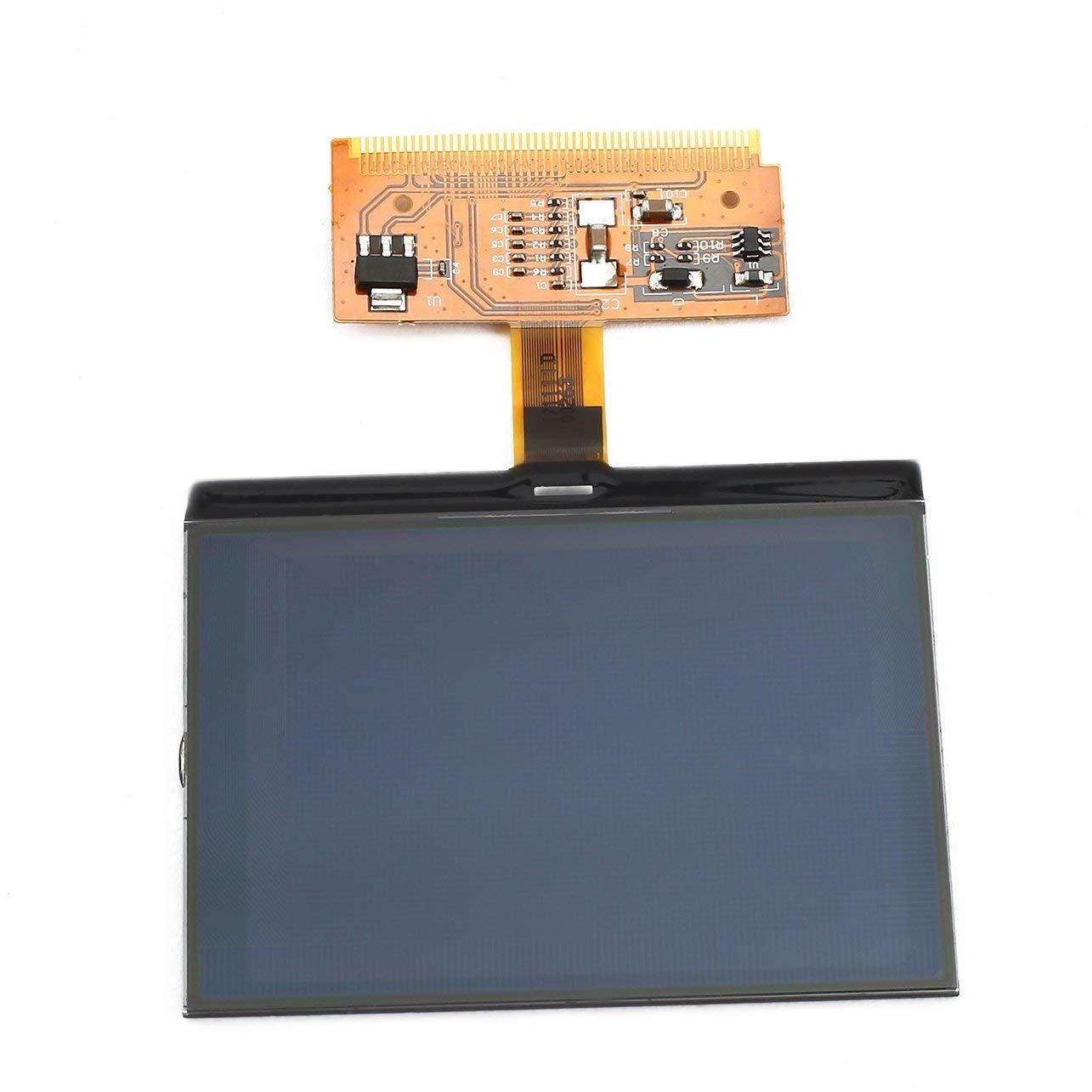 A6 A4 WOSOSYEYO Automobile VDO di Vetro dello Schermo Cluster Display LCD con Flex connettore e Display Driver per Audi A3