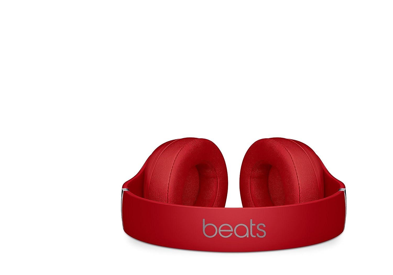 Beats by Dr. Dre Beats Studio3 Diadema Binaural Alámbrico/Inalámbrico Rojo: Amazon.es: Electrónica