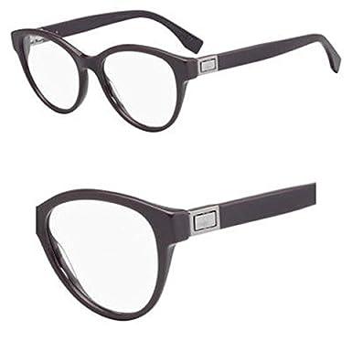 03ec8247acc2 FENDI Women s FF 0302 KB7 52 Sunglasses