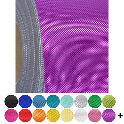 Threadart Embossed Purple Metallic 20