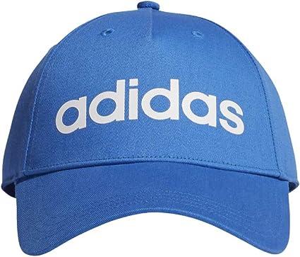 adidas Daily Cap Gorra, Mujer, azuaut/Blanco, Talla Única: Amazon ...
