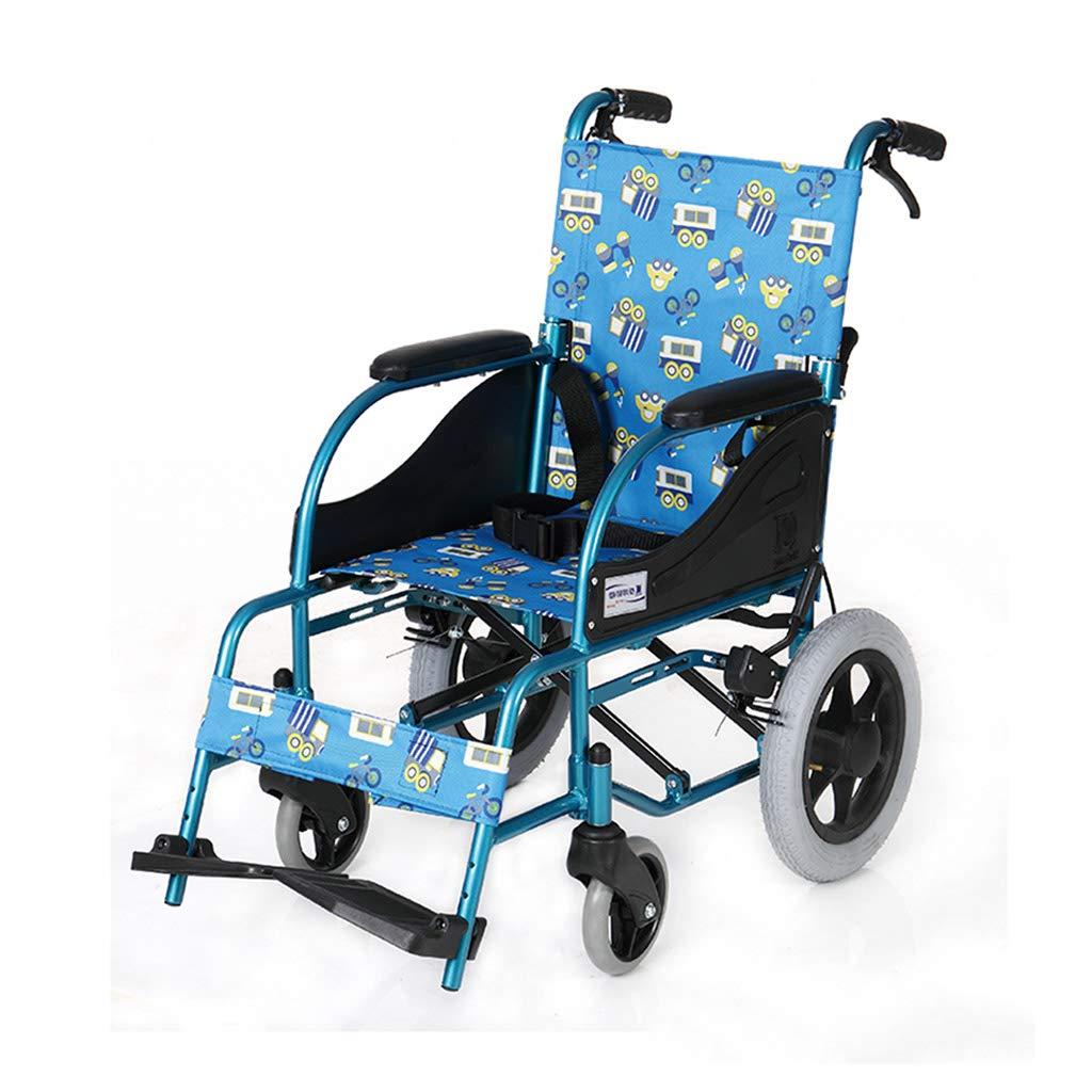 グランドセール 自走用車いす 車椅子トラベルチェアマニュアルスクーター ホーム高齢者障害物ポータブルカート アウトドアトラベル折り畳み式車椅子 荷物重量100kg Blue, : 荷物重量100kg 最高ギフト 自走用車いす (Color : Blue, Size : 57*96*82cm) 57*96*82cm Blue B07LGX6YKY, ロハスインテリア:05a7185e --- a0267596.xsph.ru