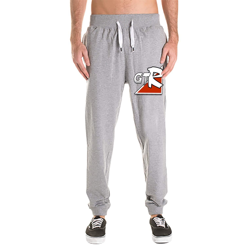 Anyako GTR Mens Soft /& Light 100/% Cotton Drawstring Yoga Lounge /& Sleep Pants