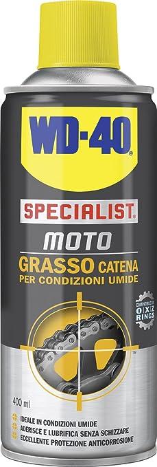 35 opinioni per Wd-40 Grasso Catena Spray Per Motociclette