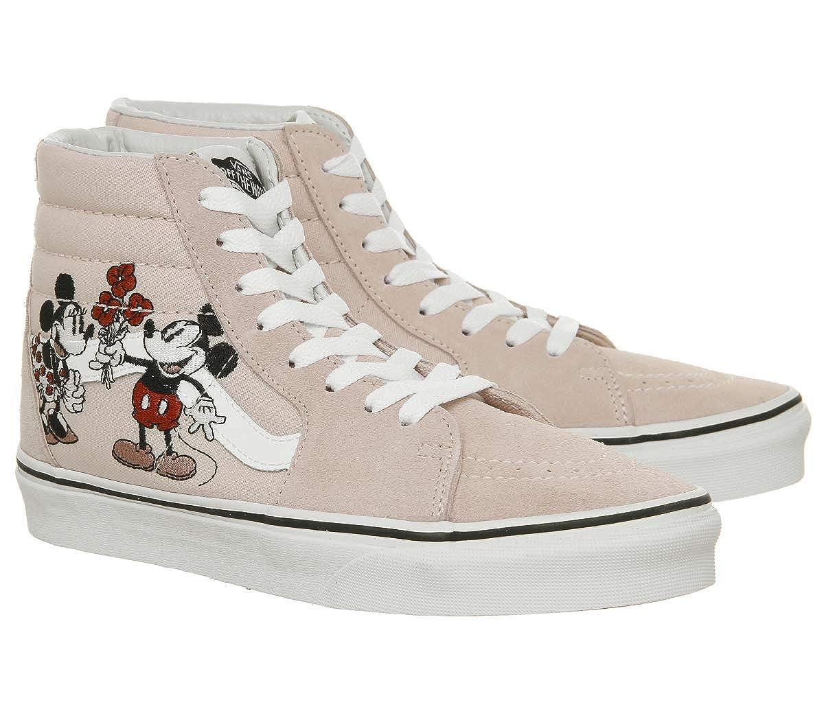 Vans Disney SK8-Hi SK8-Hi SK8-Hi Mickey & Minnie Sneaker pink  Pink 93721a