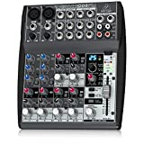 Premium 10-Input 2-Bus Mixer, Multi-FX Processor