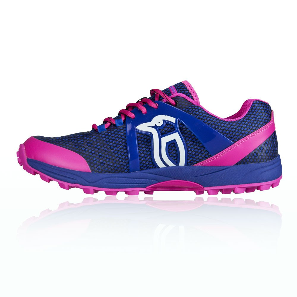 Amazon.com | Kookaburra Neptune Junior Hockey Shoes - Blue/Pink - UK 4 | Athletic