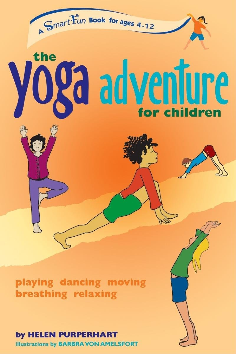 Yoga Adventure for Children Smartfun Activity Series: Amazon ...