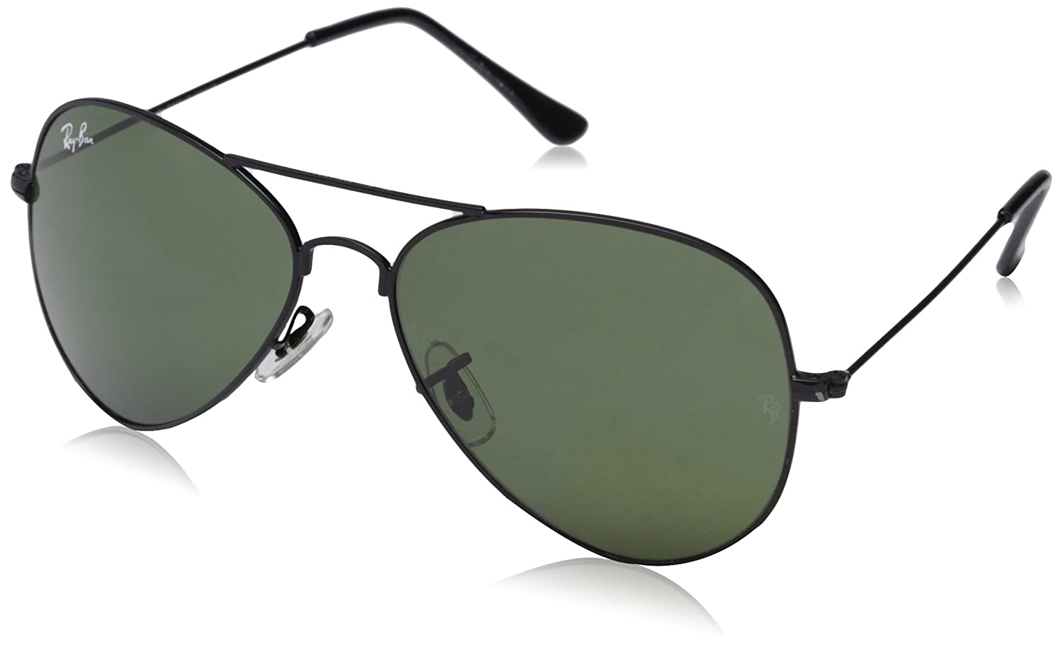 Amazon.com  Authentic Ray-Ban Sunglasses RB3026 color L2821  Clothing 30a3067951a6