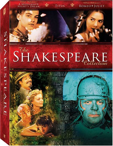 The Shakespeare Collection (Romeo + Juliet / Titus / A Midsummer Night's Dream) by TWENTIETH CENTURY FOX HOME ENT