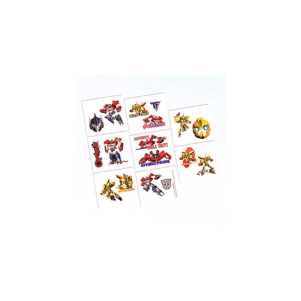 Transformers Tattoos Party Favor TradeMart Inc 394491