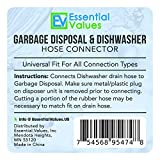 Garbage Disposal Connector, Universal