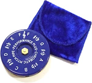 Performance Plus Chromatic F to F Vocal Pitch Pipe (CPF)
