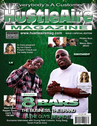 Hu$tleaire Magazine Issue 4-SPECIAL EDITION