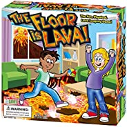 7-Mi The Floor is Lava - Interactive Game for Kids and Adults - Promotes Physical Activity - Indoor and Outdoor Safe