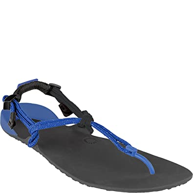 de492981f5956 Xero Shoes Barefoot Sandals - Men's Amuri Venture - Royal Blue 12 ...