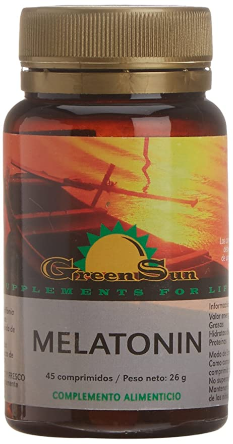 GREEN SUN - Melatonina 45Comp