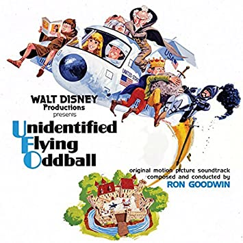 Unidentified Flying Oddball by Ron Goodwin : Ron Goodwin ...