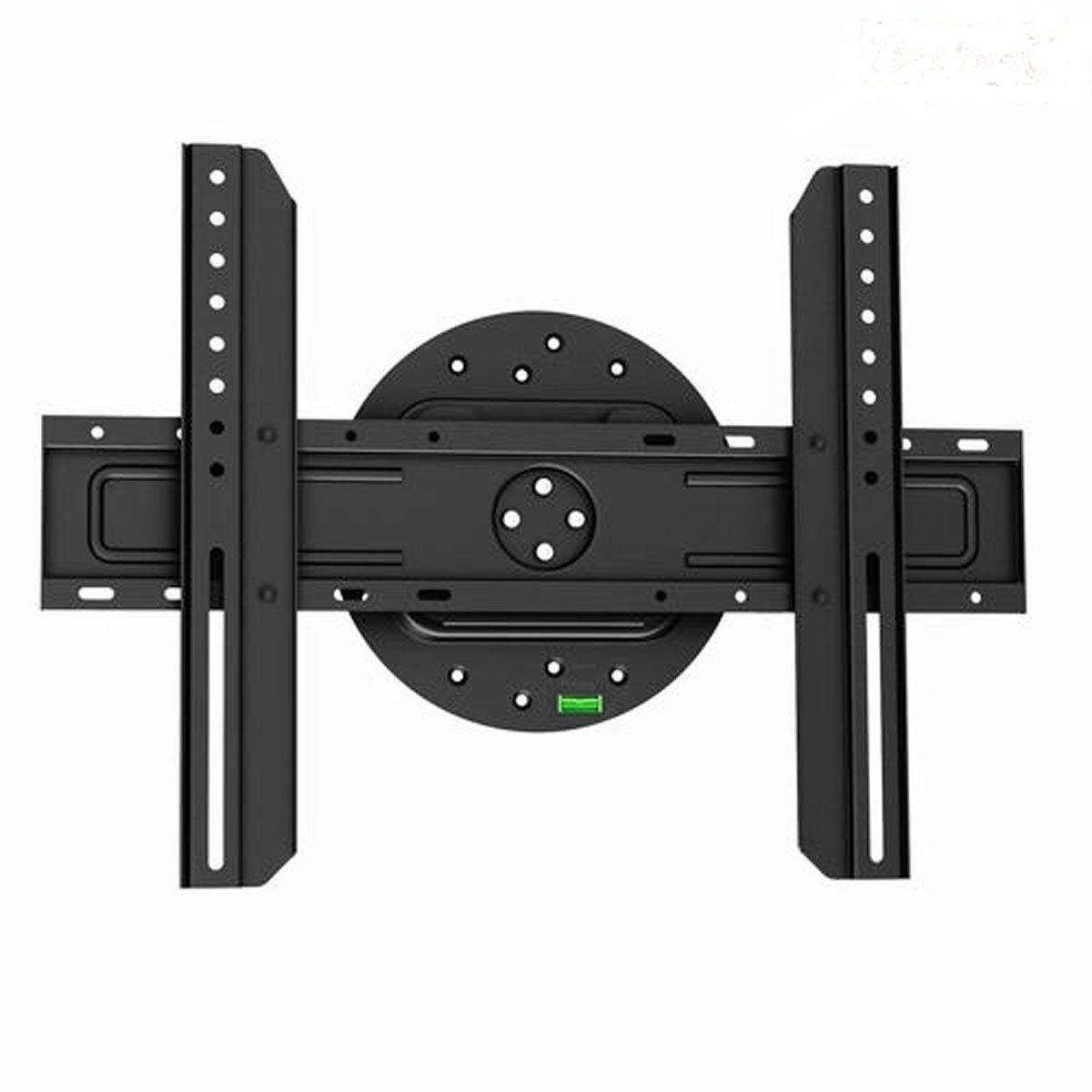 Black Full-Rotation Fixed/Flat Wall Mount Bracket for Vu Android TV LED55K160 55'' inch LED HDTV TV/Television - Fixed/Flat/Rotating