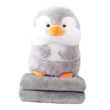 Amazon Com Lovely Cartoon 3d Penguin Plush Stuffed Animal Toys