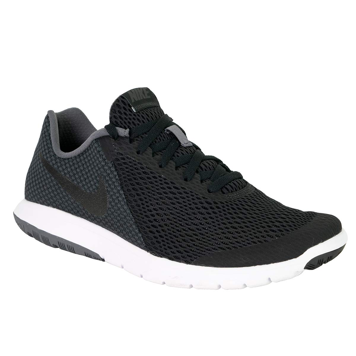 93998fb2cc1 Galleon - NIKE Mens Flex Experience RN 6 Black Black Dark Grey Size 7