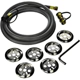 Char-Broil/New Braunfels 4584609 Natural Gas Conversion Kit or Kitchen For Tru-Infrared Gas Grills