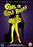 Girl in Gold Boots [DVD]