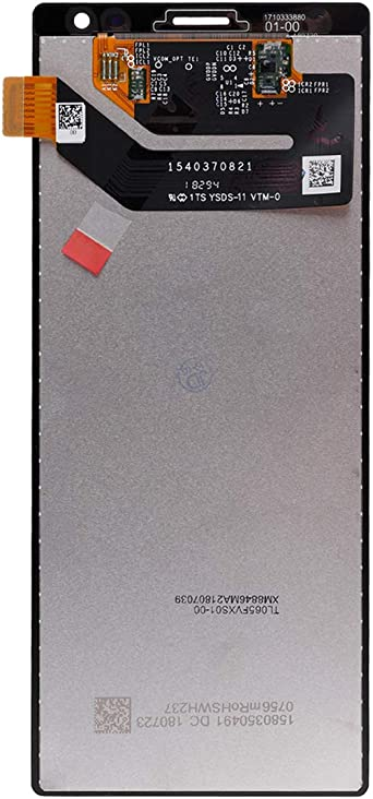 HGWEI LCD Screen and Digitizer Full Assembly for Sony Xperia 10 Plus Color : Color1