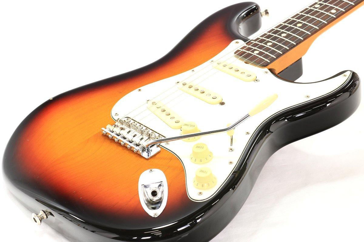 Fender Japan/Stratocaster ST62-TX 3-Tone Sunburst フェンダージャパン B07DS66X13