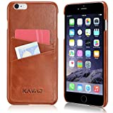 KAVAJ iPhone 6S/6 Plus Case Cover Leather
