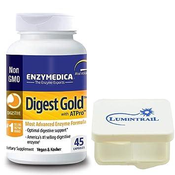 Amazon.com: Enzymedica – digerir oro con atpro, de alta ...