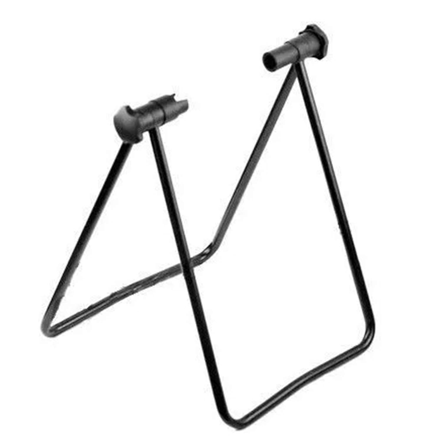 Your only family Practical U-Shaped Bicycle Parking Rack Mountain Bike Bracket Bicycle Display Stand Maintenance Rack Sample Support Frame Durable