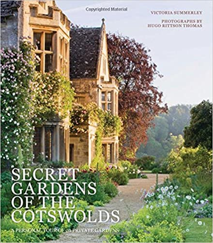 Secret Gardens of the Cotswolds ISBN-13 9780711235274