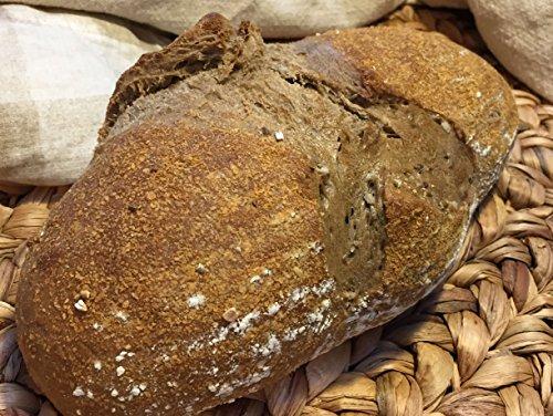 German Bread (BreadVillage German/Austrian Wheat Sourdough Bread, 1 Loaf)
