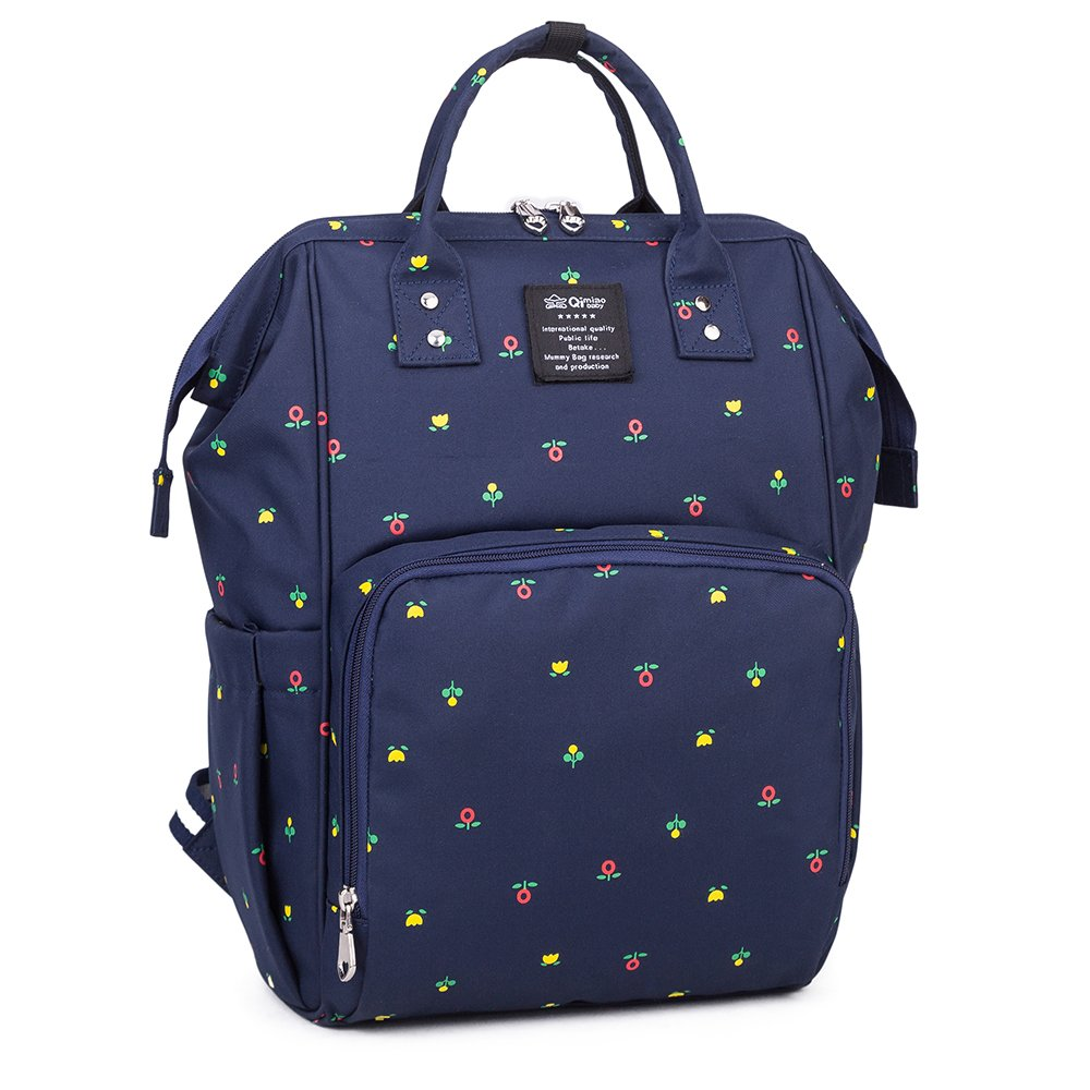 655a0d0dcca5 YuHan Oxford Baby Diaper Backpack Nappy Bag Backpack Change Pad Insulation  Pocket Diaper Handbag...