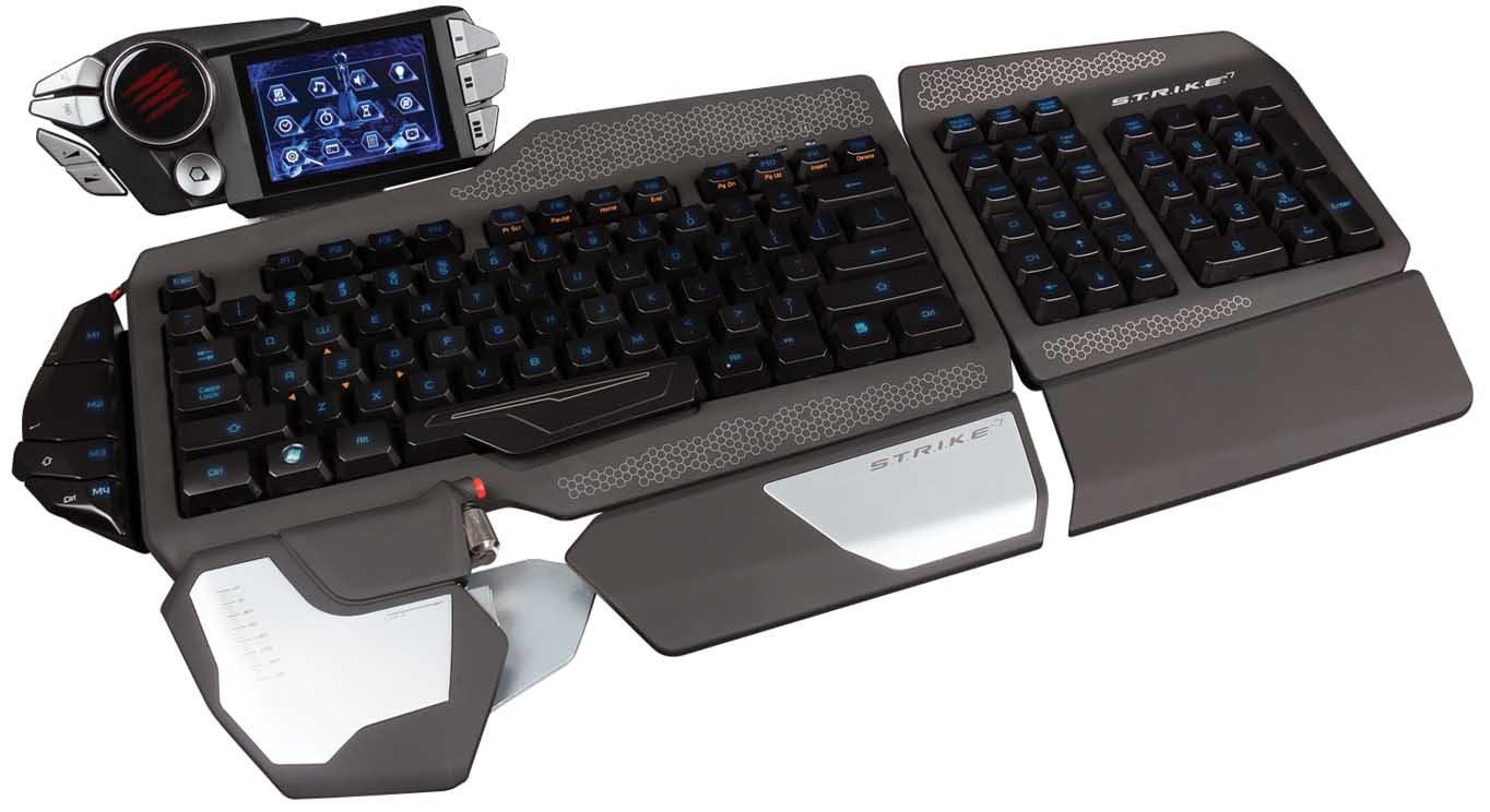 贅沢 [Win8 対応] S.T.R.I.K.E.7 Gaming Gaming Keyboard Keyboard ストライク7 ストライク7 キーボード(英語レイアウト) (MC-STRIKE7) B00AAFU8M0, アート静美洞:52979641 --- greaterbayx.co